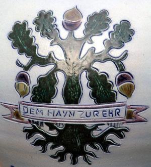 Umsetzung Haaner Kerbborsche Bembel 2009
